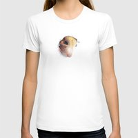 mouse T-shirts featuring mouse by Кaterina Кalinich