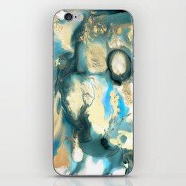 Golden Reef iPhone Skin
