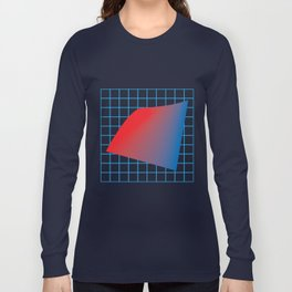 WavingFlag.exe Long Sleeve T-shirt