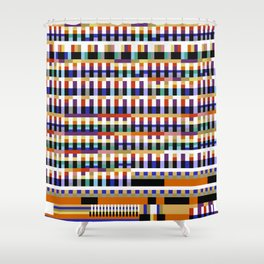 Le Polichinelle (Punch) Shower Curtain