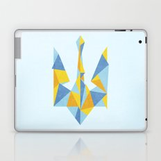 Ukraine Geometry Laptop & iPad Skin