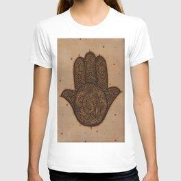 Indian Henna Khamsa T-shirt