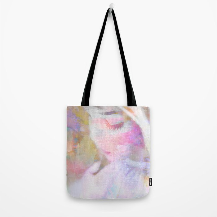 The day mom left Tote Bag