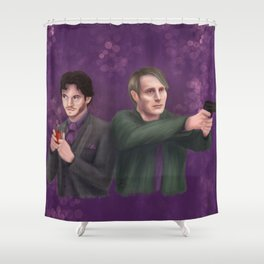 Wouldn't It Be Good Shower Curtain