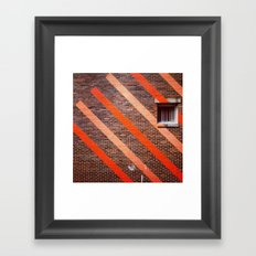 Brightened Framed Art Print