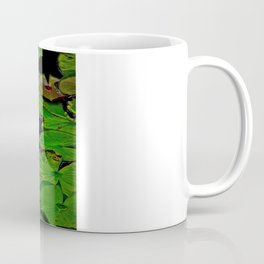 From the Lilypads Coffee Mug
