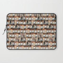 windows of NYC Laptop Sleeve