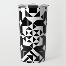 Quilt Squares Travel Mug