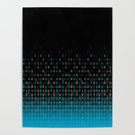 Binary Speed Poster