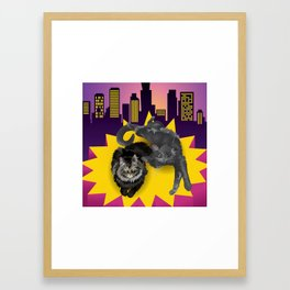 klink Framed Art Print