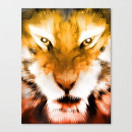 PETIT  TYGER Canvas Print