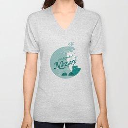 Legend of Nazaré Unisex V-Neck
