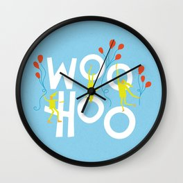 woohoo Wall Clock