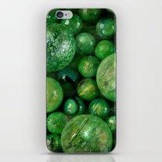 Greenballs iPhone Skin