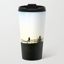 Silhouette 1 Travel Mug