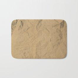 Wrinkled Craft Bath Mat