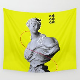 ART |STATUESQUE| Wall Tapestry