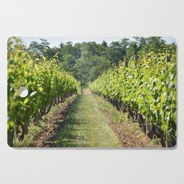 Vineyard Path Cutting Board