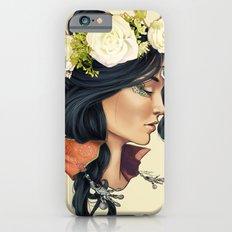 Bohemian Girl iPhone 6 Slim Case