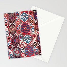 Shahsavan Azerbaijan Northwest Persian Kilim Print Stationery Cards