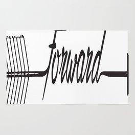 Forward Thinking Rug