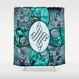 Jackie (#TheAccessoriesSeries) Shower Curtain