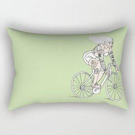 LET´S RIDE (bike) Rectangular Pillow
