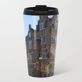 Delft, Netherlands Travel Mug