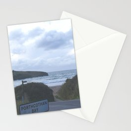 Cornwall Beach Photo 1670 Stationery Cards