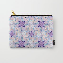Jess Abstract Painting Carry-All Pouch