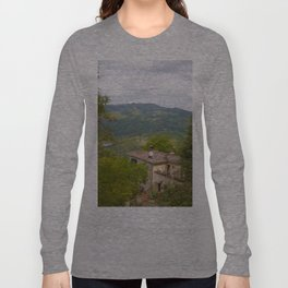 View from Rada Long Sleeve T-shirt