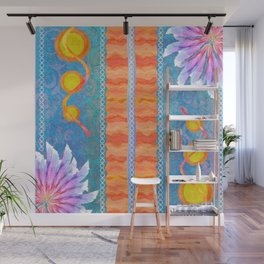Summer Fling Wall Mural