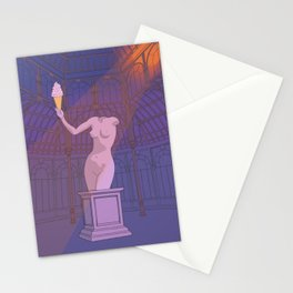 our girl Stationery Cards