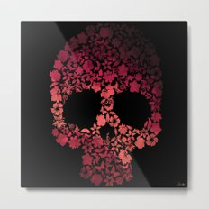 Pirate of flowers couette colors urban fashion culture Jacob's 1968 Agency Paris Metal Print