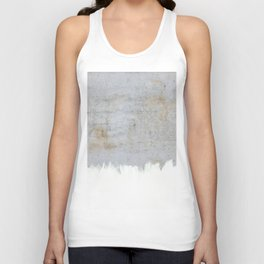 Painting on Raw Concrete Unisex Tank Top
