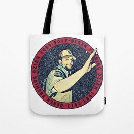 Derek Memorial Tote Bag