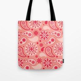 Bohemian Dream in Pink Tote Bag