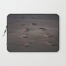 Burn In the Sand Laptop Sleeve