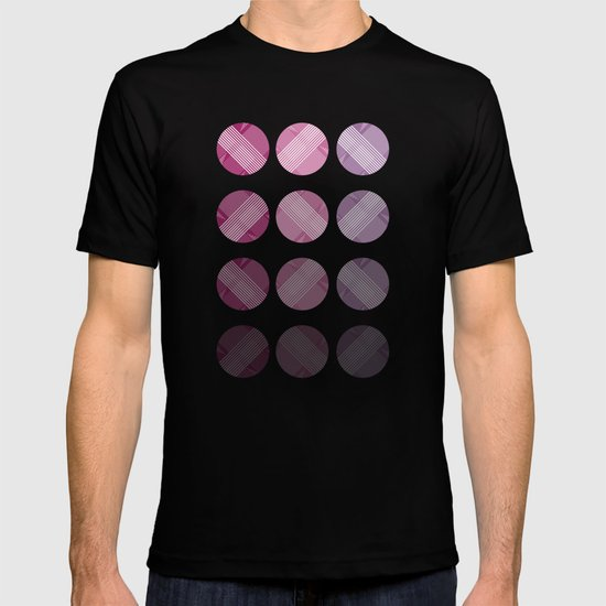 Line Round T-shirt