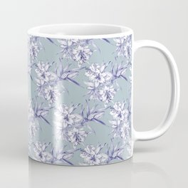 Lilium Speciosum Coffee Mug