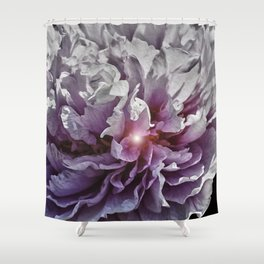 There is a Life Within Shower Curtain