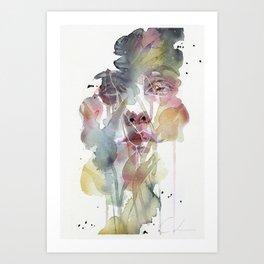 Garden VI Art Print