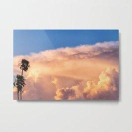 Clearing Skies Metal Print