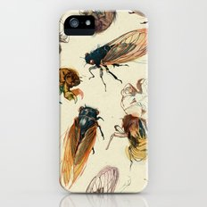 summer cicadas Slim Case iPhone (5, 5s)