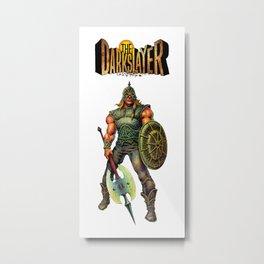 The Darkslayer  Metal Print