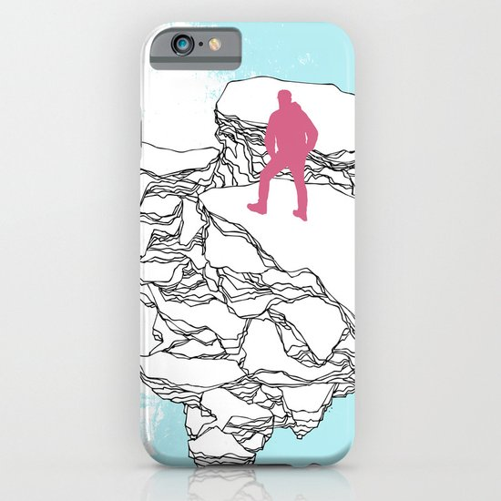 The Wanderer iPhone & iPod Case