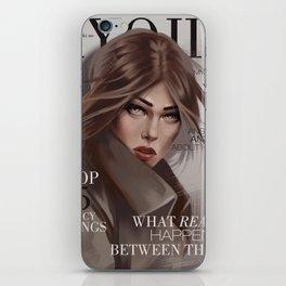 SnK Magazine: Ymir iPhone Skin