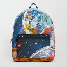 Star Robot Backpack