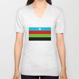 Somali Bantu Liberation Movement Flag Unisex V-Neck