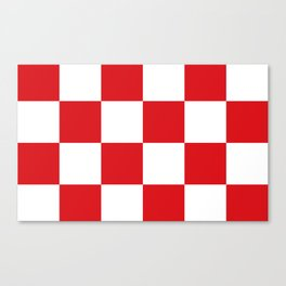 Flag of North Brabant Canvas Print